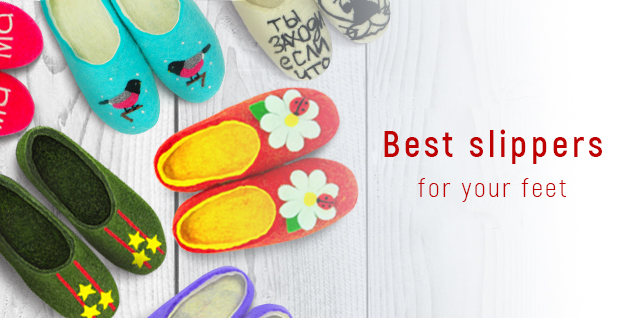 The best slippers for your little ones! | Интернет-магазин «Линайф»